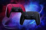 Kolorowy DualSense do PlayStation 5 w przedsprzedaży. Za czerwony zapłacimy więcej - Czerwony i czarny pad do PlayStation 5