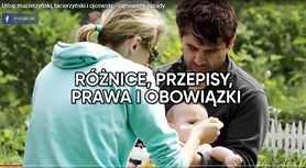 Urlop macierzyński, tacierzyński i ojcowski - najnowsze zasady (WIDEO)