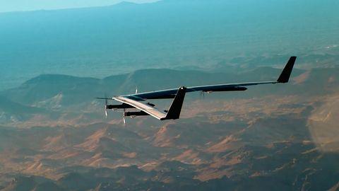Facebook kończy z projektem Aquilla – efektowny dron ląduje na śmietniku historii
