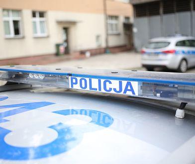 To lekarze poinformowali policję, że dziewczynka może być poszkodowana w wypadku komunikacyjnym