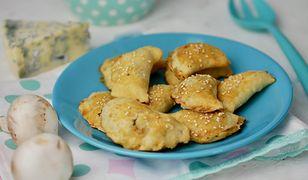 Pieczone pierogi z serem. Klasyka w nowym wydaniu
