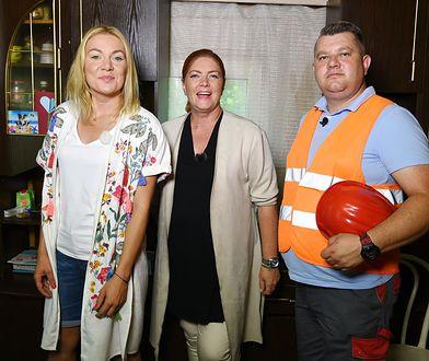 """Mieszkańcy zniszczyli pracę ekipy programu """"Nasz nowy dom"""". Dowbor zbulwersowana"""