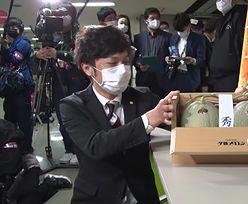 Sprzedano najdroższe owoce świata. Kosztowały 2,7 mln jenów