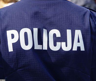 Łódzkie. Policjant podejrzany o mord