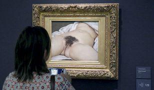 """""""Pochodzenie świata"""" od ponad 20 lat wisi w paryskim Musée d'Orsay"""