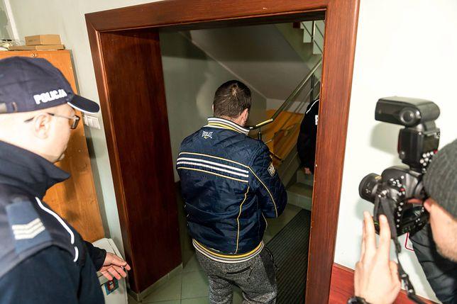 Bartosz D. jest podejrzany o skatowanie czteromiesięcznego psa