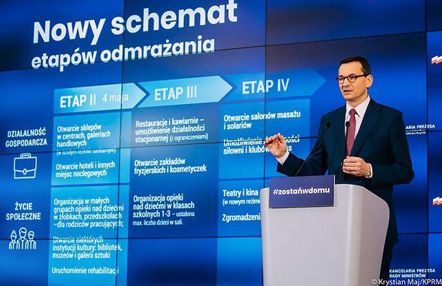 Odmrażanie gospodarki. 2. etap i nowe zasady od poniedziałku