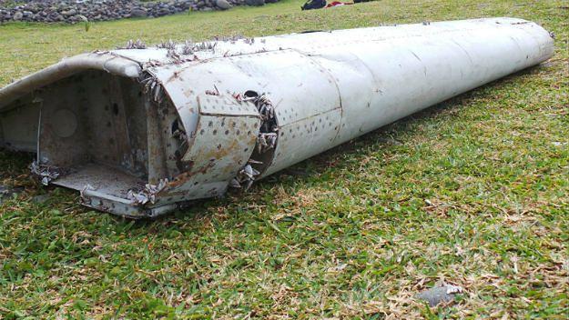 Nie mają wątpliwości: znalezione na Reunion szczątki pochodzą z MH370