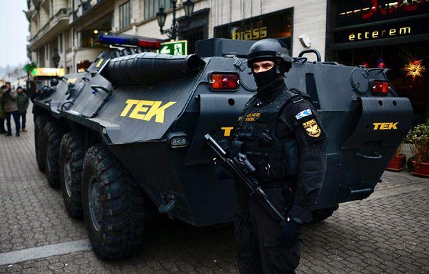 Berlin jak oblężona twierdza