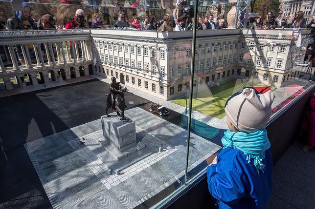 Odbudowa Pałacu Saskiego. Ratusz: To nie może być decyzja jednej partii