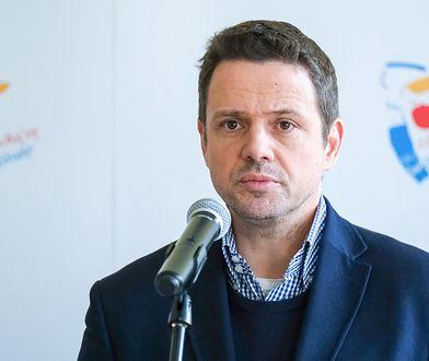 Trzaskowski: rząd zabrał nadzór nawet nad strażą miejską