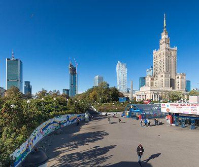 """Warszawa. Są wyniki konkursu na operatora """"patelni"""""""