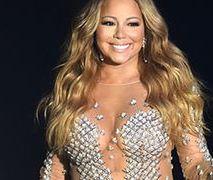 Mariah Carey wie, jak wyeksponować swoją sylwetkę