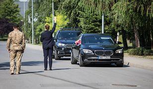 SOP przekonuje, że zakup auta nie ma związku z kolizjami