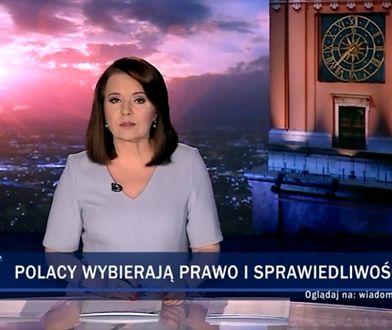 """W czasie kampanii """"Wiadomości"""" TVP zostały zaprzęgnięte do kampanii wyborczej PiS"""
