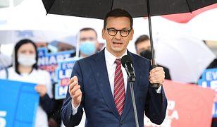 Polski Ład. Premier Mateusz Morawiecki o bogaczach, drogach i podatkach