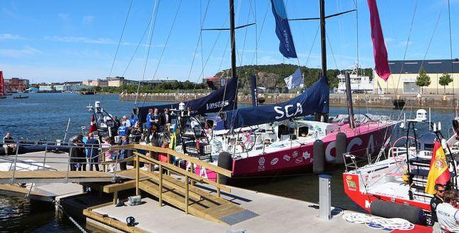 Volvo Ocean Race - pasja żeglarstwa to siła