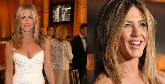 """Jennifer Aniston w """"ciąży"""" z trojaczkami!"""