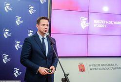 Podwyżki cen za wywóz śmieci w Warszawie. Rafał Trzaskowski: nie wykluczamy kilkuset procent