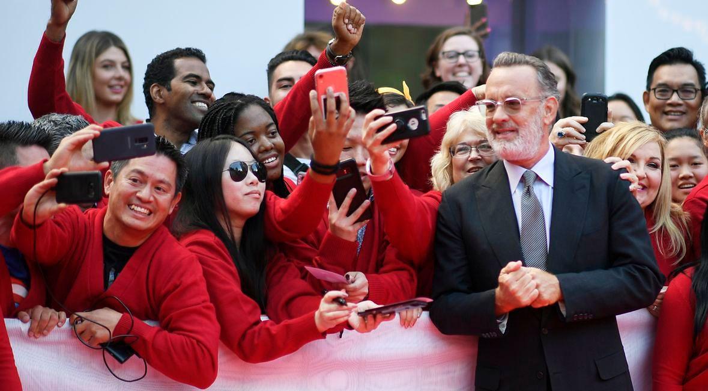 Tom Hanks dla WP: staram się pomagać innym