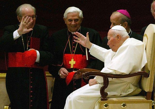 Następca Jana Pawła II