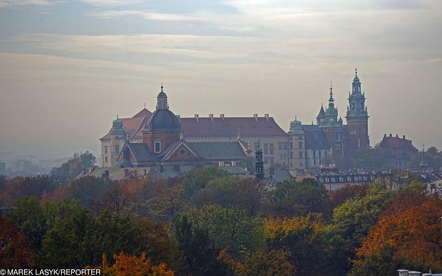 Smog Kraków - 6 grudnia