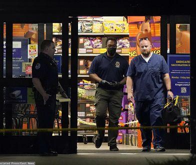 Otworzył ogień w sklepie spożywczym w Tennessee. Są ofiary