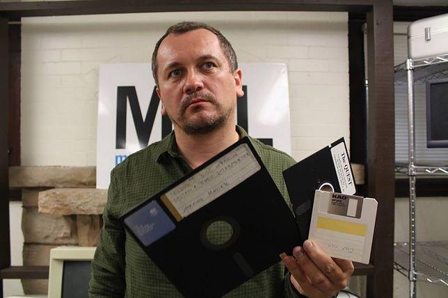 """Dr Piotr Marecki, autor książki """"Gatunki Cyfrowe. Instrukcji Obsługi"""""""