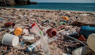 Oceaniczne śmieci wykryte z powietrza? Pomoże w tym sztuczna inteligencja