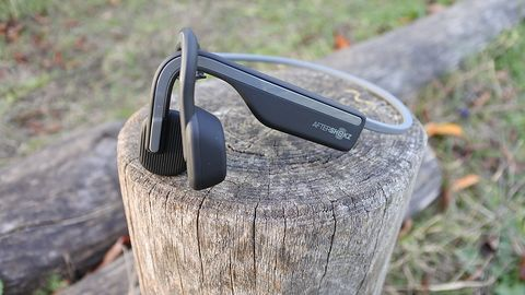 Aftershokz OpenMove, wibrujące bezprzewodowe słuchawki