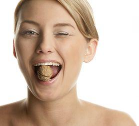 Orzechy włoskie są dobre dla zębów