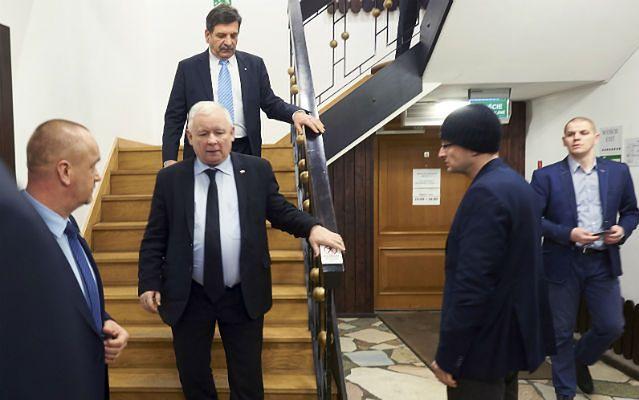 Zamiany w ordynacji wyborczej. Kaczyński: nie wiem, czy już od 2018 r.
