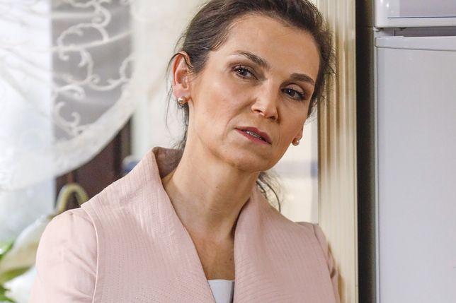 Olga Bończyk jest singielką