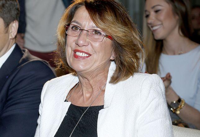 Iwona Lewandowska, mama Roberta Lewandowskiego