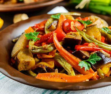 Caponata - wegetariański gulasz prosto z Sycylii