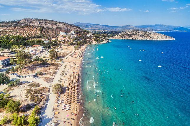 Grecja to hit tegorocznych wakacji