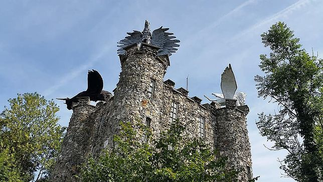 Wieża Eben-Ezer, Belgia
