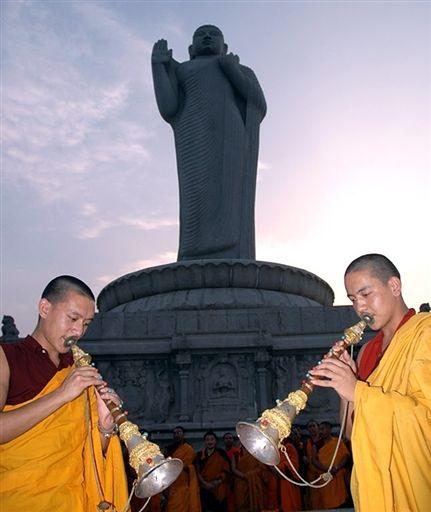 Buddyjskie święto Wesak