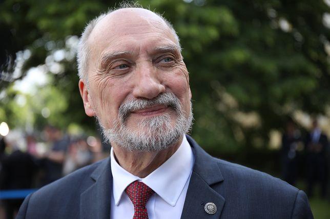 Antoni Macierewicz został wyznaczony na marszałka seniora Sejmu