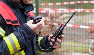 Na miejsce wezwano strażaków i inspektorów budowlanych