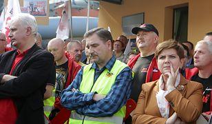 Piotr Duda wyraźnie sprzeciwia się usunięciu pomnika
