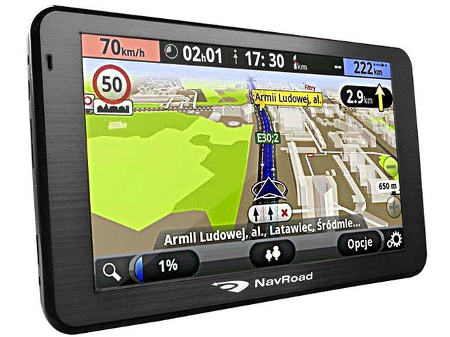 NavRoad XARO - nawigacja z Androidem