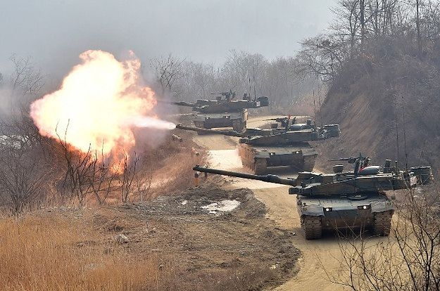 Południowokoreańskie K-2