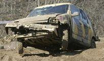 Wrak Race czyli zmagania wyeksploatowanych pojazdów