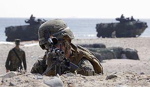 Manewry amerykańskiej i koreańskiej armii