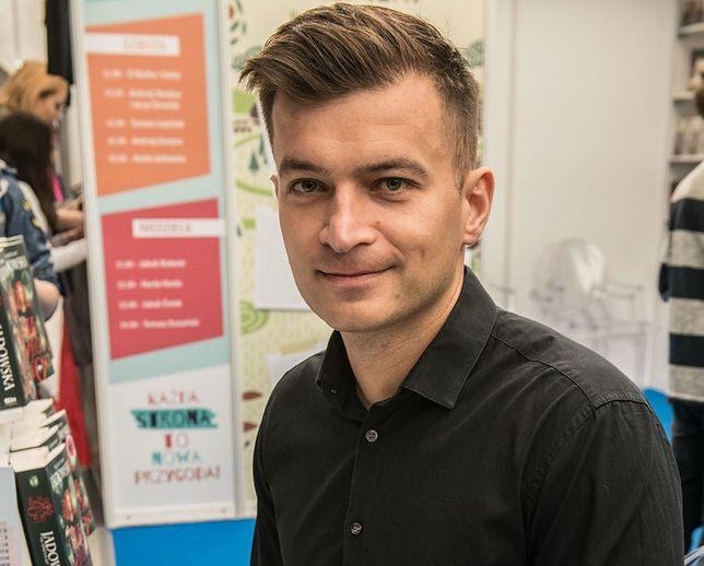 Jakub Małecki w Prologu: osoby z zespołem stresu pourazowego znają inny system wartości