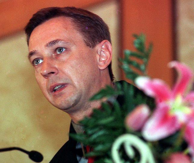 Waldemar Milewicz (na zdjęciu) zginął w 2004 roku w Iraku.