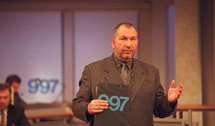 """Michał Fajbusiewicz był gospodarzem programu """"997"""""""