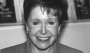 Mary Higgins Clark była zaliczana do najbardziej poczytanych pisarek na świecie