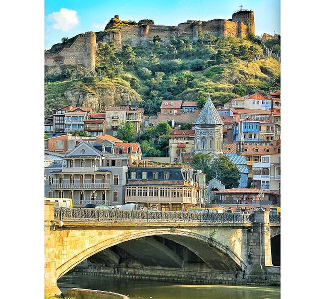 Tbilisi - Gruzja za grosze